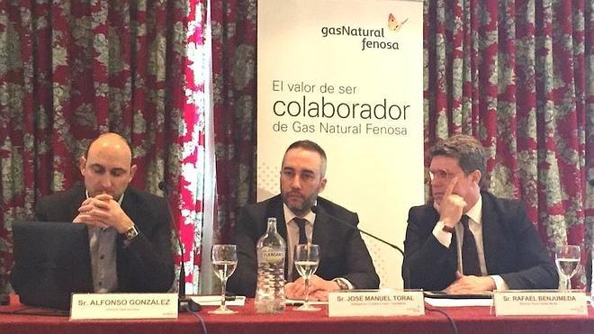 Gas Natural Fenosa fija como prioridades en León la seguridad y la excelencia