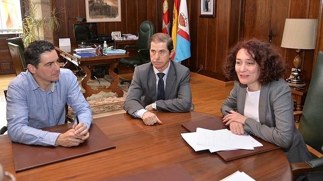 Confederación invertirá un millón de euros en obras de reparación en la presa de la Fuente del Azufre