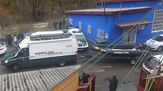 La Guardia Civil comenzará este viernes la búsqueda en el Bernesga del desaparecido en Santa Lucía desde hace dos días