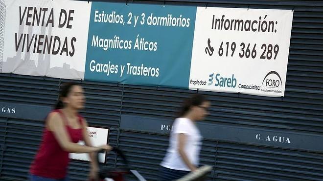 El 'banco malo' mantiene su actividad promotora en Castilla y León con obras en 57 viviendas