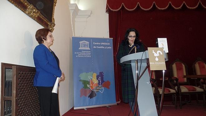 La subdelegada del Gobierno participa en San Isidoro en la lectura de El Quijote
