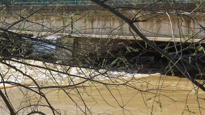 La lluvia da una tregua pero mantiene la alerta en el Bernesga, Cea, Porma, Órbigo y Esla