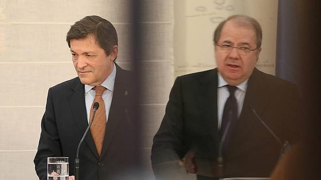 Castilla y León y Asturias se unen para defender el futuro de la minería del carbón