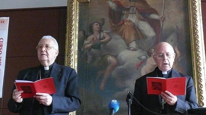 Blázquez recuerda en León que el «auténtico matrimonio es entre un hombre y una mujer»