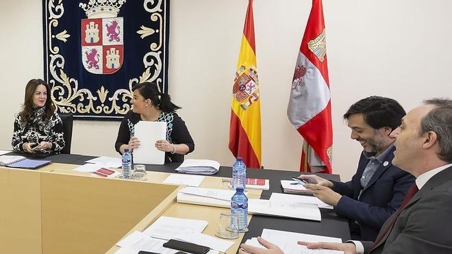 Los grupos ven el pleno en León como un homenaje a la cuna del parlamentarismo