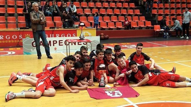 El infantil del Colegio Leonés al Campeonato de España