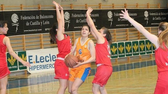 Doble presencia leonesa en el Campeonato de España cadete