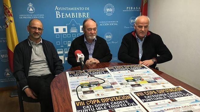 Bembibre acoge la Copa Diputación