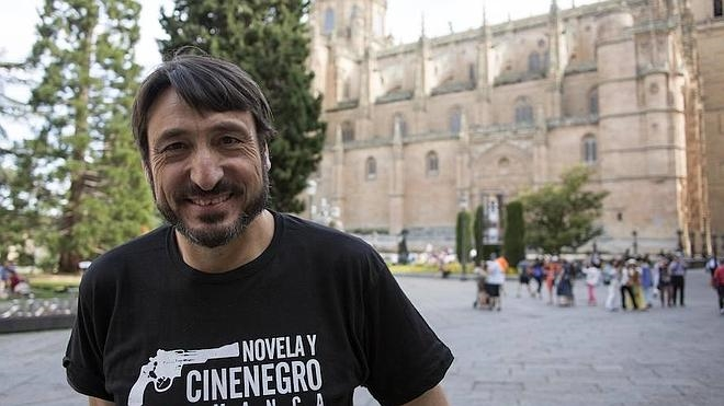 Carmelo Gómez duerme «mejor» dedicándose «solo al teatro»