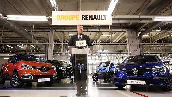 Renault confirma la creación de 2.000 contratos indefinidos en Valladolid y 1.000 incorporaciones en Palencia dentro del nuevo Plan Industrial