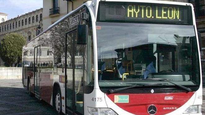 Ciudadanos pide que los autobuses de León se ajusten a las necesidades de la ciudad