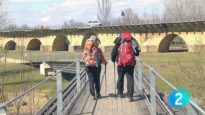 Nueva entrega en La 2 de la serie del Camino de Santiago en el tramo leonés