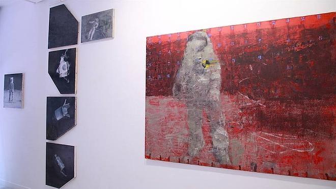 'Espacio Interior', la nueva muestra del pintor V. Mourelo despega el León