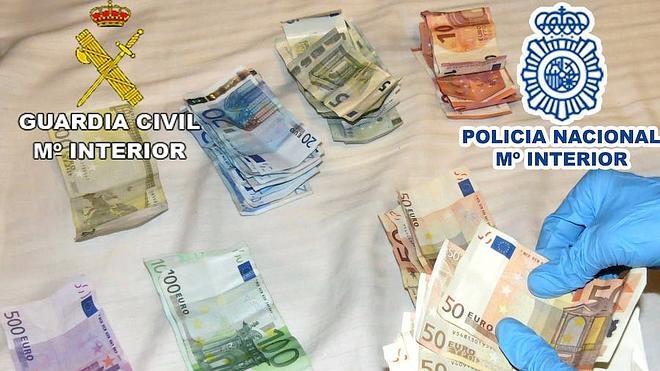 Policía Nacional y Guardia Civil desarticulan en Zamora un grupo de tráfico de drogas que operaba en León
