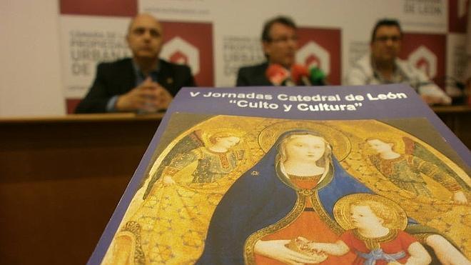 'Culto y Cultura', en las V Jornadas Catedral de León