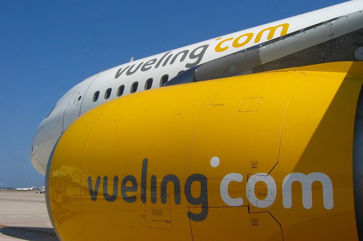 Vueling busca 400 tripulantes de cabina