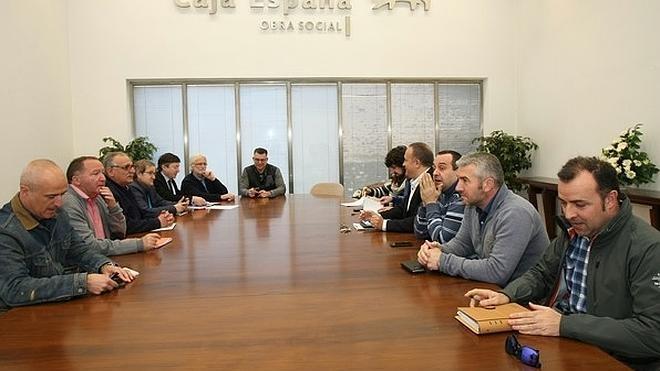 La Mesa de la Energía suspende la huelga y retrasa al 29 de junio la manifestación en apoyo del sector productivo del Bierzo
