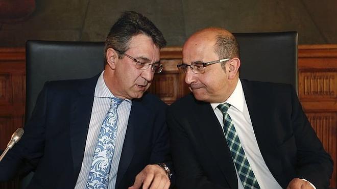 Martínez Majo recuerda el compromiso de la consejera en actuar «igual que en Campofrío»