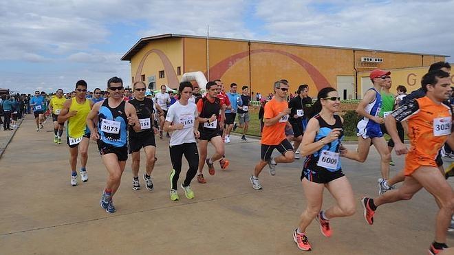 400 corredores se darán cita en la V Carrera Popular Peregrino Entrecepas