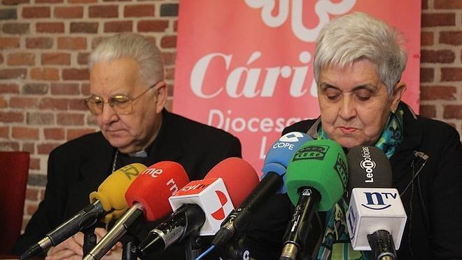 Cáritas constata la cronificación de la pobreza en León, con 4.000 leoneses empujados al amparo de la solidaridad