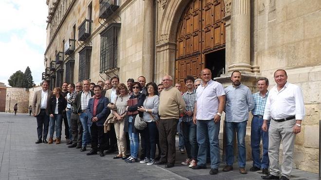Los municipios mineros del PSOE se rebelan contra la «nueva burla» de la Junta a las cuencas