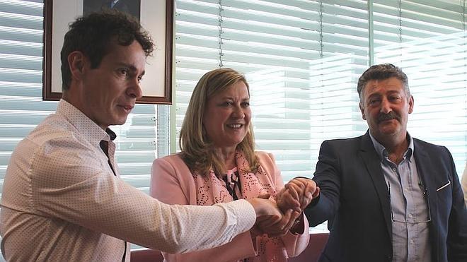 La Junta firma el Plan de Reactivación de las cuencas con Leitariegos como buque insignia