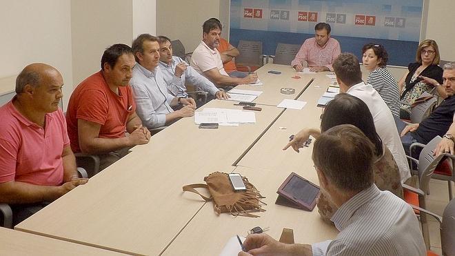 El PSOE pide a la Junta que recurra el plan de cierre de la minería que el Gobierno ha pactado con Europa