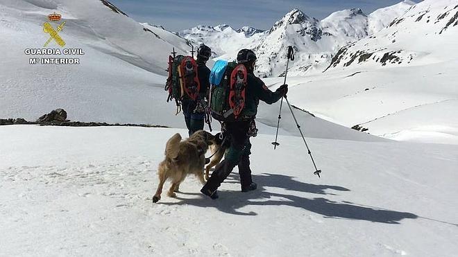 El Grupo de Montaña de la Guardia Civil de Sabero rescata a 13 personas durante el periodo invernal