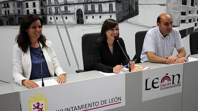 Ciudadanos León rechaza el acuerdo con Somacyl por el alumbrado eléctrico por tener condiciones «leoninas»