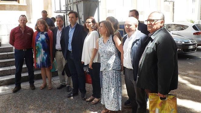 Tino Rodríguez considera que Podemos, IU y PP se han unido «en contra el futuro de las cuencas mineras de León»