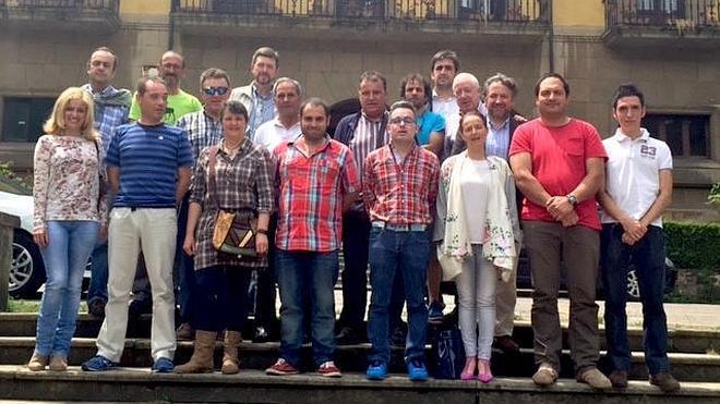 Villamanín pide al Principado de Asturias que no cierre la silla de 'Cuetu Negru'