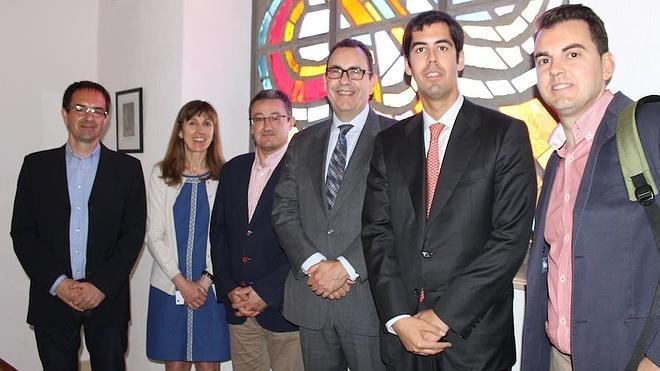 La Universidad de León y Microsoft estudian incrementar su colaboración