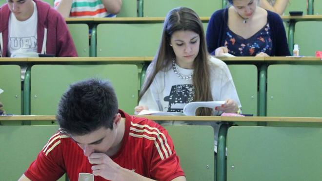 Los estudiantes de León afrontarán la próxima semana la última 'selectividad'
