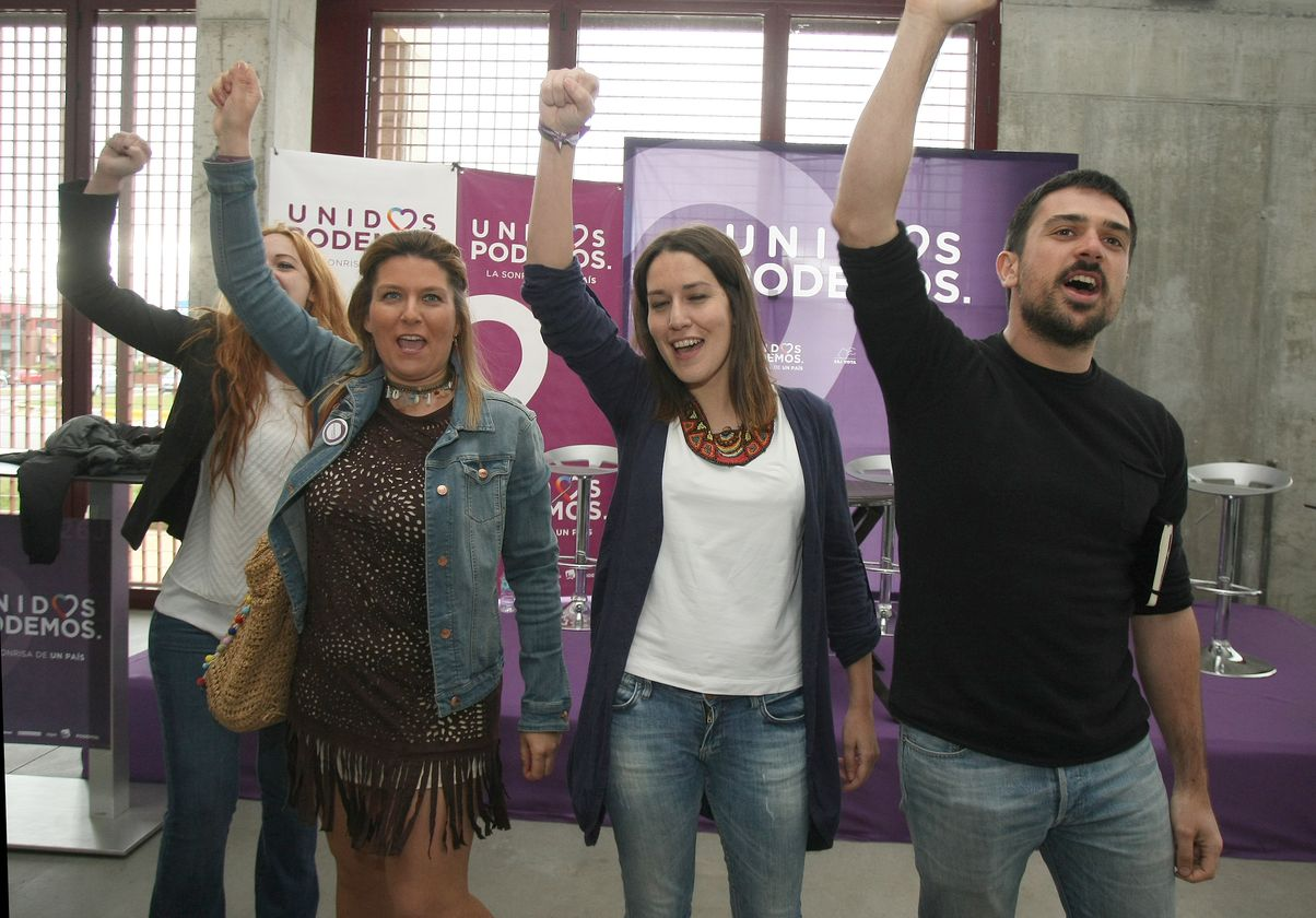 Pablo Fernández tiende la mano al PSOE para configurar «un gobierno de cambio»