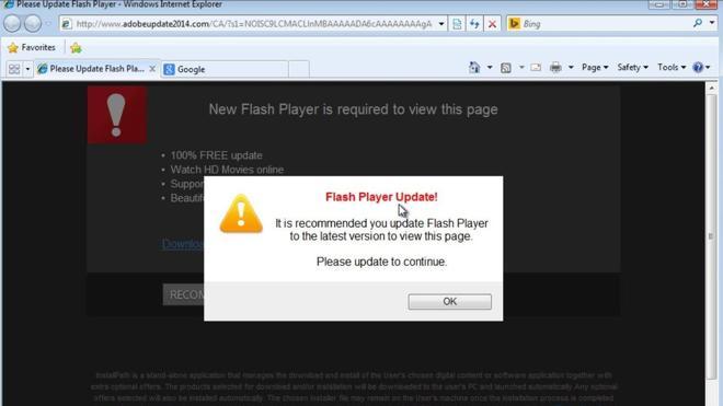 El Incibe alerta de una 'ventana' en Adobe Flash Player