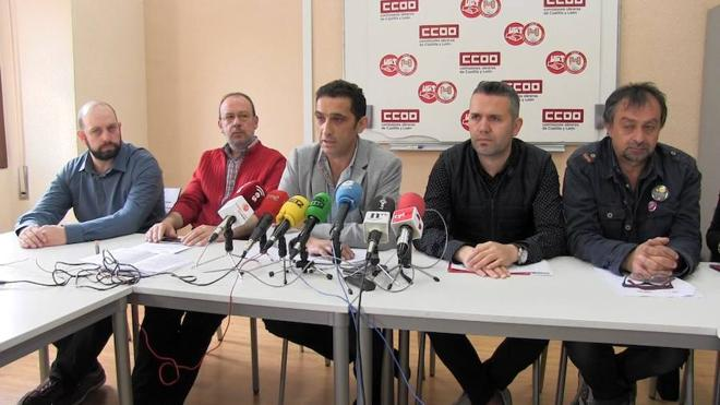 CCOO y UGT exigen a Embutidos Rodríguez que pague 900 euros al mes a los autónomos que han perdido su empleo