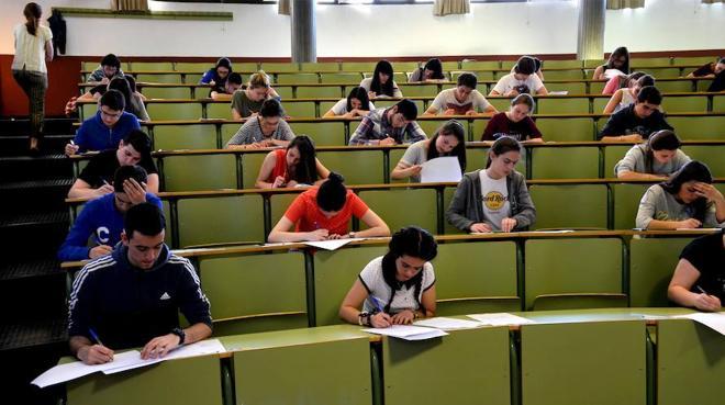 El 96'07% de los estudiantes presentados han superado la Selectividad en León