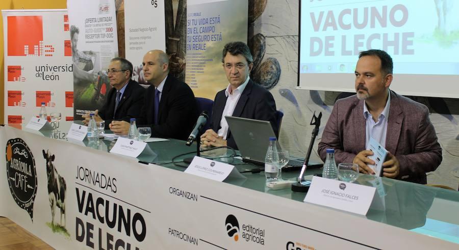 El sector del vacuno del vacuno de leche afronta el futuro mirando a la obligada colaboración