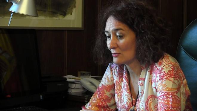 Gloria Fernández Merayo: «Entre todos queremos sacar Ponferrada adelante, y eso pone»
