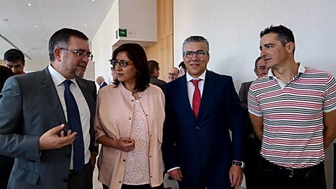 Ponferrada estrena el nuevo tanatorio de La Encina en el PIB con 4 salas y 2,6 millones de inversión