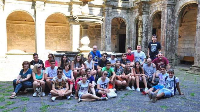 Alumnos del IES Europa de Ponferrada visitan Portugal tras ganar el Premio Patrimonio Joven