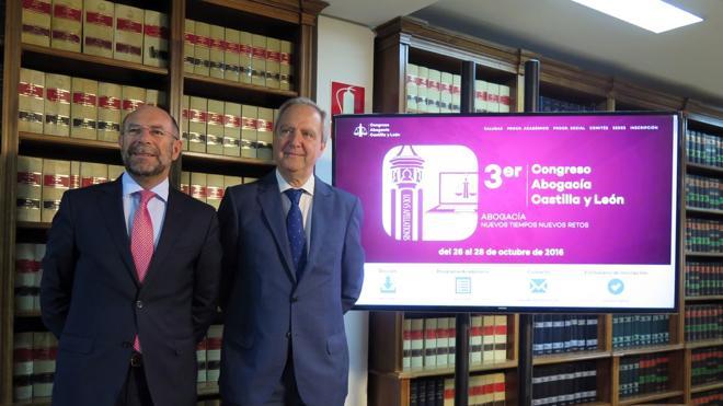 Los abogados de Castilla y León apuestan por despachos integrales que ofrezcan todos los servicios jurídicos