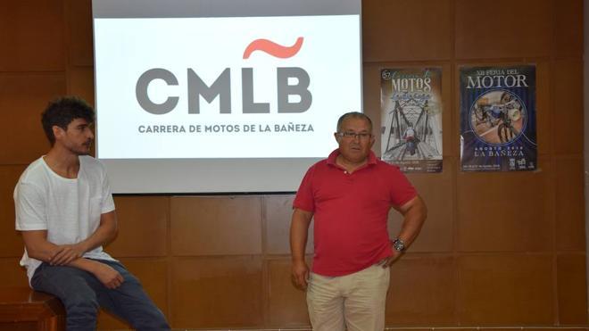 El Ayuntamiento de La Bañeza presenta la web de la Carrera de Motos