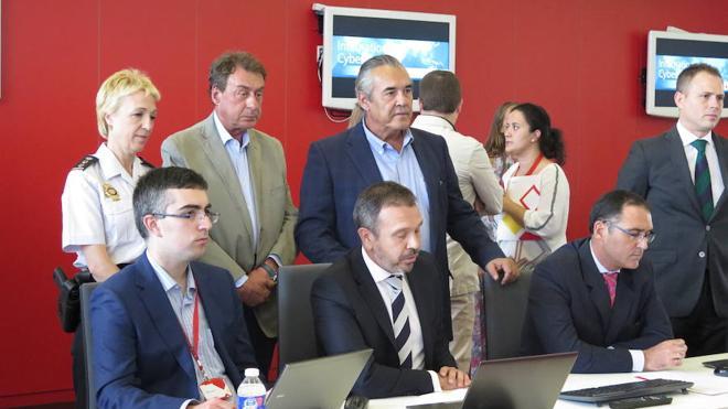 El Incibe mide la capacidad de más de trescientos participantes en el Ciberex 2016, en una lucha por combatir los ciberataques