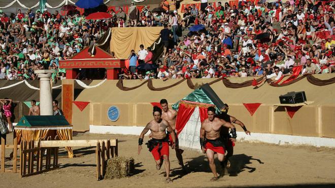 Astorga revive su época romana