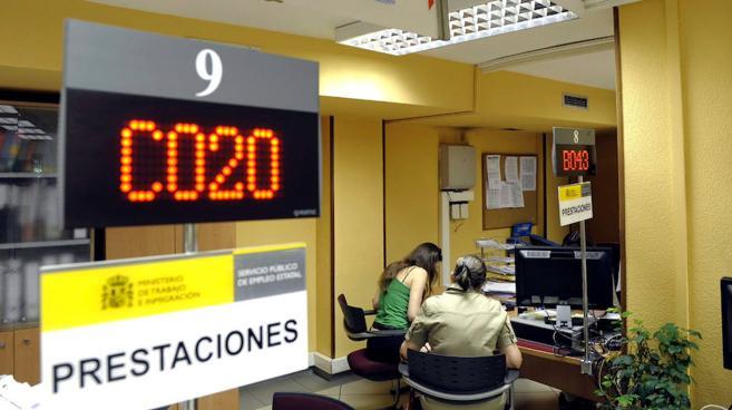 El paro da un 'leve respiro' y se sitúa en la barrera de los 40.000 parados al bajar en 4.000 en León