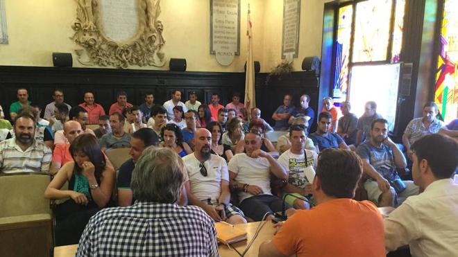 Robher Asesores y el Ayuntamiento de Astorga negociarán créditos blandos con los bancos para los autónomos de Embutidos Rodríguez