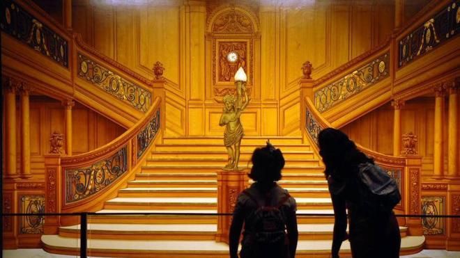 León trabaja para albergar en el Palacín la macro exposición 'Titanic, the reconstruction'