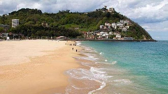 La playa sienta bien