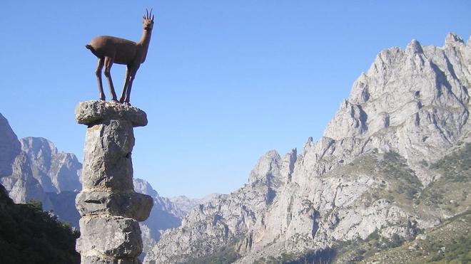La zona leonesa de Picos de Europa recibe un 36 por ciento más de visitantes en el primer semestre, llegando a los 90.000